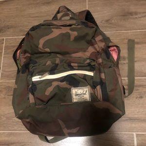 Camo Hershel Backpack